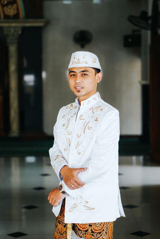 Firda & Danang Wedding Session by martialova photoworks - 001