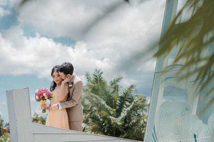 Thats The Way Love Goes in Noah Chapel by Mariyasa - 009