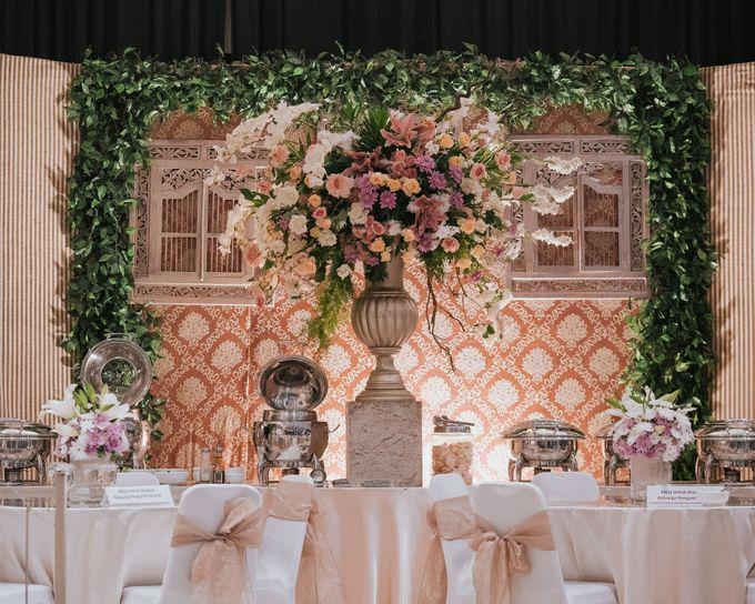 Wedding of Kika & Adit by Minity Catering - 010