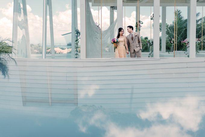 Thats The Way Love Goes in Noah Chapel by Mariyasa - 010