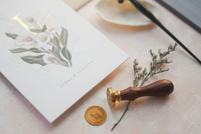 Beautiful in His time -  invitation for Yuanita and Indra - Jakarta by David Salim Photography - 003