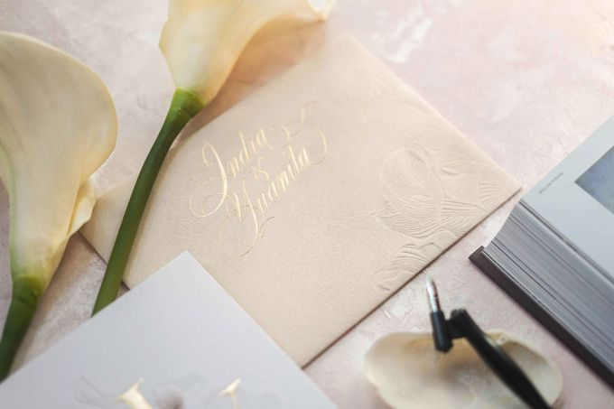 Beautiful in His time -  invitation for Yuanita and Indra - Jakarta by Memento Idea - 004