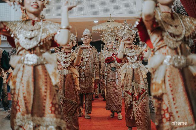 Yozha & Weldy Wedding day by Inframe photo video - 016