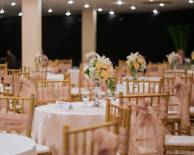 Wedding of Kika & Adit by Minity Catering - 009
