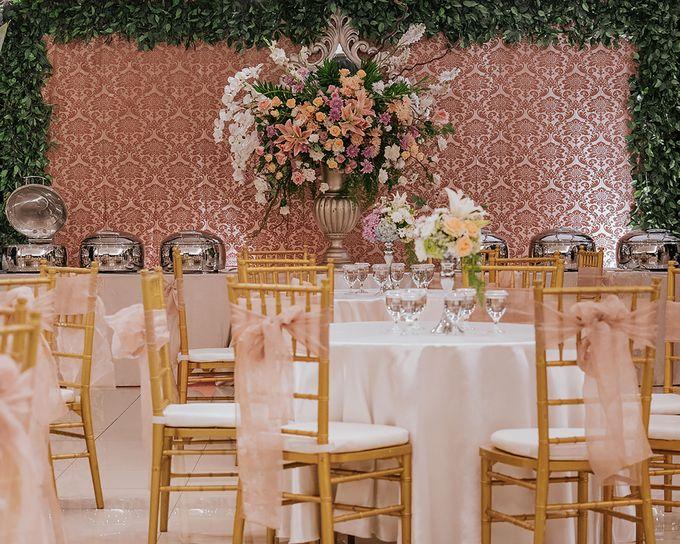Wedding of Kika & Adit by Minity Catering - 007