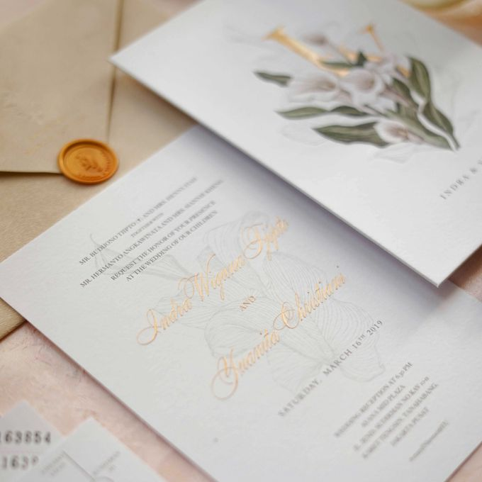 Beautiful in His time -  invitation for Yuanita and Indra - Jakarta by Memento Idea - 006