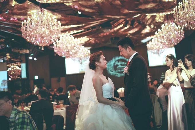 The Wedding Ceremony of Ryu & Hsin by: Gofotovideo by GoFotoVideo - 005