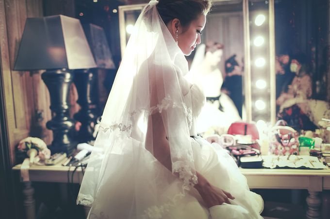 The Wedding Ceremony of Ryu & Hsin by: Gofotovideo by GoFotoVideo - 006