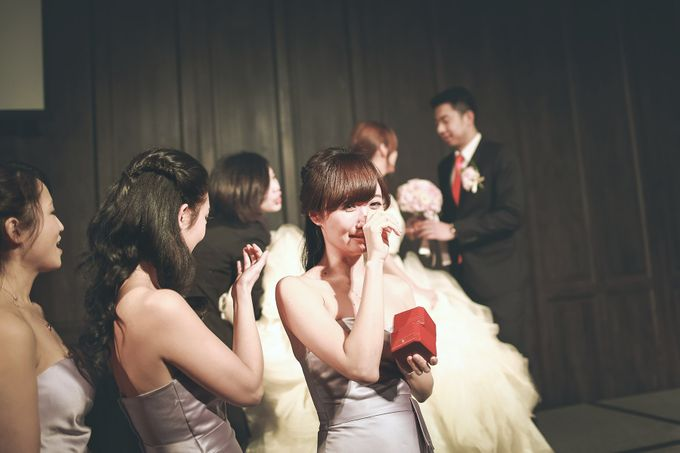 The Wedding Ceremony of Ryu & Hsin by: Gofotovideo by GoFotoVideo - 007