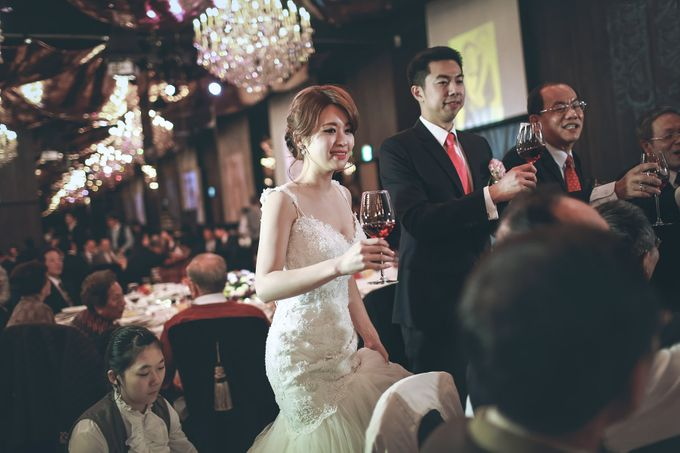 The Wedding Ceremony of Ryu & Hsin by: Gofotovideo by GoFotoVideo - 010