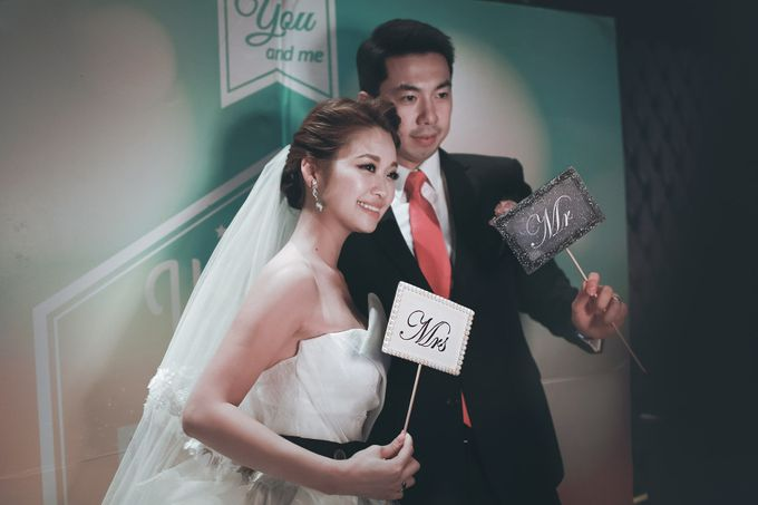 The Wedding Ceremony of Ryu & Hsin by: Gofotovideo by GoFotoVideo - 011