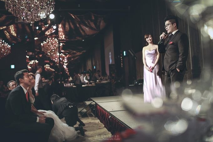 The Wedding Ceremony of Ryu & Hsin by: Gofotovideo by GoFotoVideo - 016