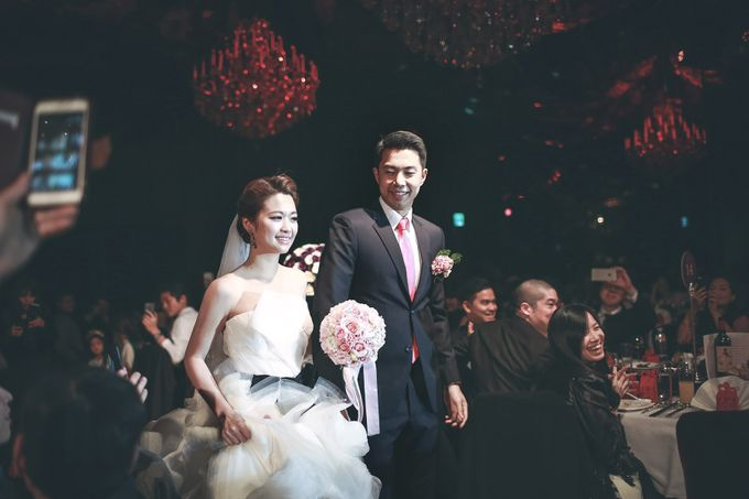 The Wedding Ceremony of Ryu & Hsin by: Gofotovideo by GoFotoVideo - 023
