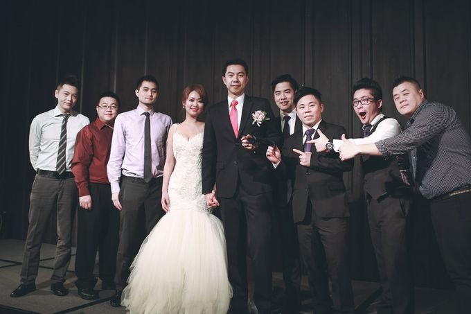 The Wedding Ceremony of Ryu & Hsin by: Gofotovideo by GoFotoVideo - 034
