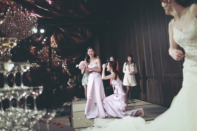 The Wedding Ceremony of Ryu & Hsin by: Gofotovideo by GoFotoVideo - 035