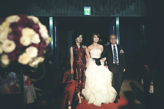 The Wedding Ceremony of Ryu & Hsin by: Gofotovideo by GoFotoVideo - 036