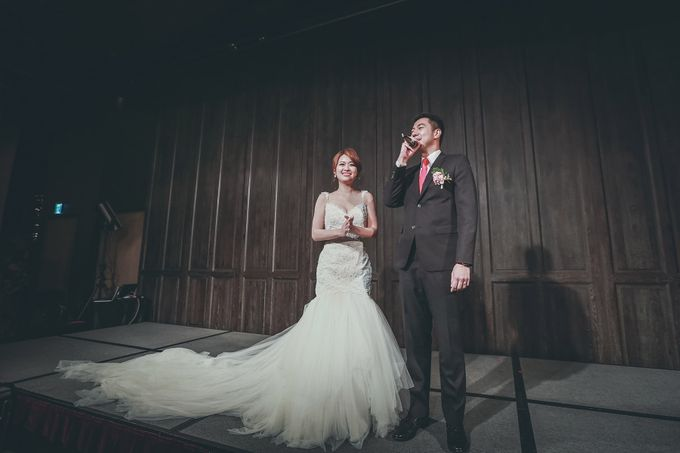 The Wedding Ceremony of Ryu & Hsin by: Gofotovideo by GoFotoVideo - 046
