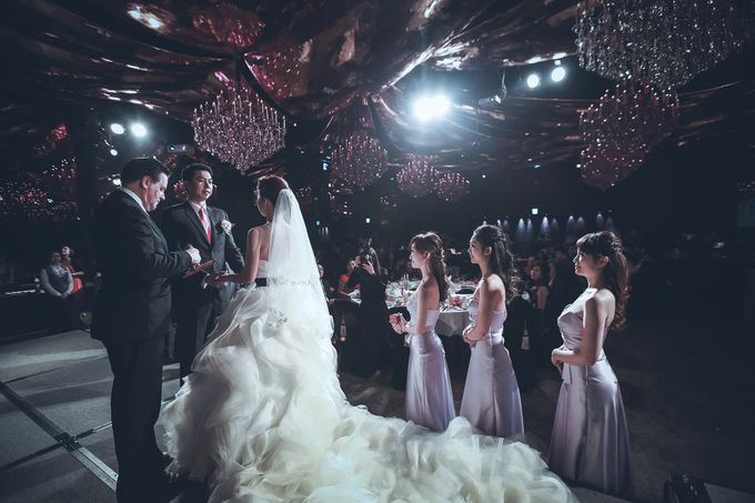 The Wedding Ceremony of Ryu & Hsin by: Gofotovideo by GoFotoVideo - 042