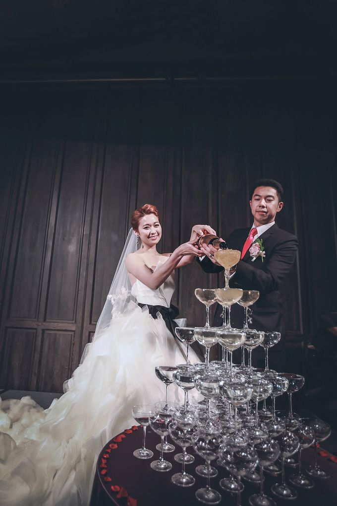 The Wedding Ceremony of Ryu & Hsin by: Gofotovideo by GoFotoVideo - 022