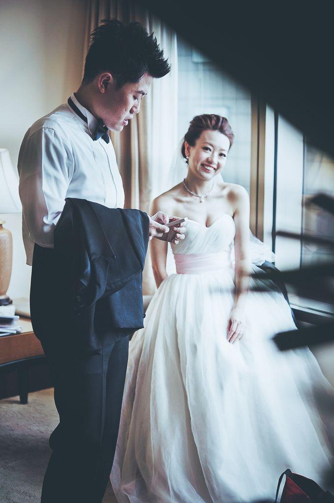 Andy & Sansan Wedding Prep by GoFotoVideo - 003