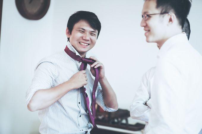 Andy & Sansan Wedding Prep by GoFotoVideo - 020