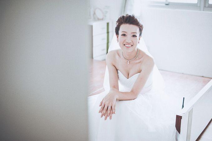 Andy & Sansan Wedding Prep by GoFotoVideo - 022
