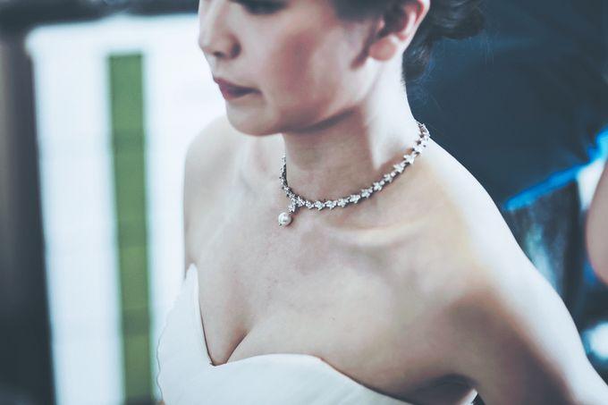 Andy & Sansan Wedding Prep by GoFotoVideo - 038