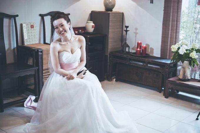 Andy & Sansan Wedding Prep by GoFotoVideo - 042