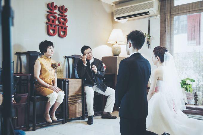 Andy & Sansan Wedding Prep by GoFotoVideo - 043