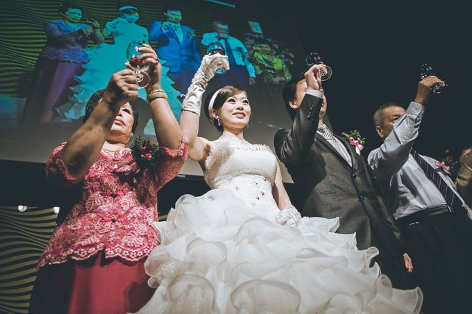 The Wedding Ceremony of Gery & Nindi by GoFotoVideo - 005