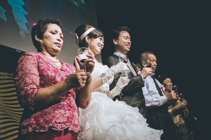 The Wedding Ceremony of Gery & Nindi by GoFotoVideo - 019
