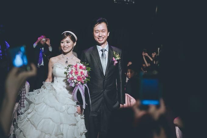 The Wedding Ceremony of Gery & Nindi by GoFotoVideo - 036