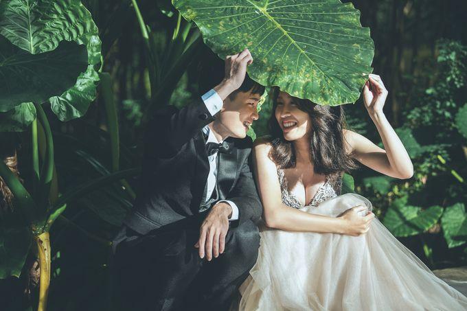 Adrian & Triani Prewedding by GoFotoVideo - 002