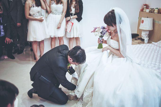 Wedding Preparation of Julianto & Zizi by: Gofotovideo by GoFotoVideo - 006