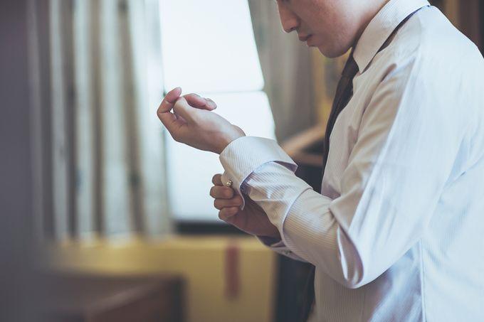Wedding Preparation of Julianto & Zizi by: Gofotovideo by GoFotoVideo - 025