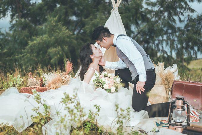 Jun & Stefie Prewedding by GoFotoVideo - 001