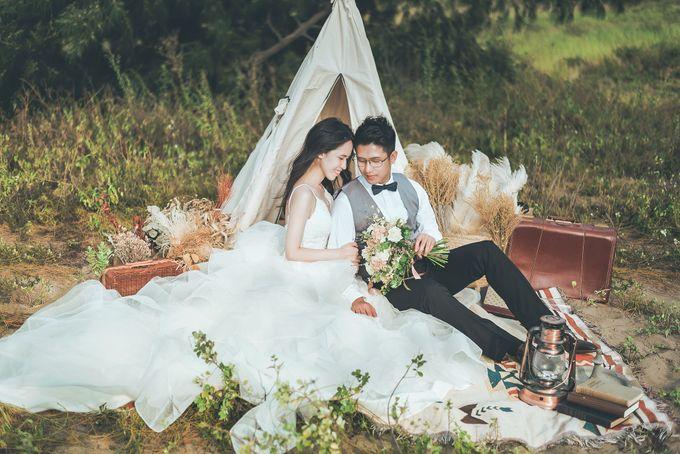 Jun & Stefie Prewedding by GoFotoVideo - 009