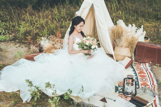 Jun & Stefie Prewedding by GoFotoVideo - 010