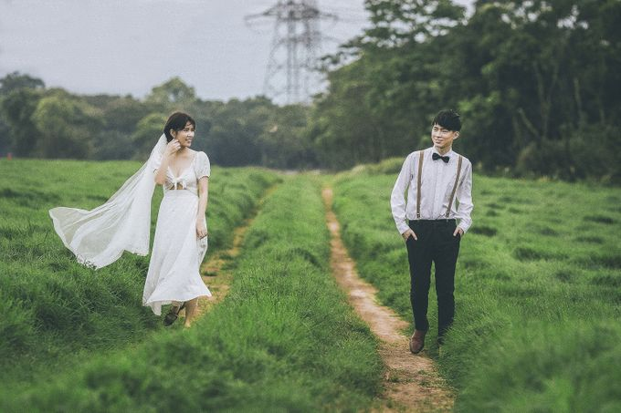 Robby & Evelin Prewedding by GoFotoVideo - 002