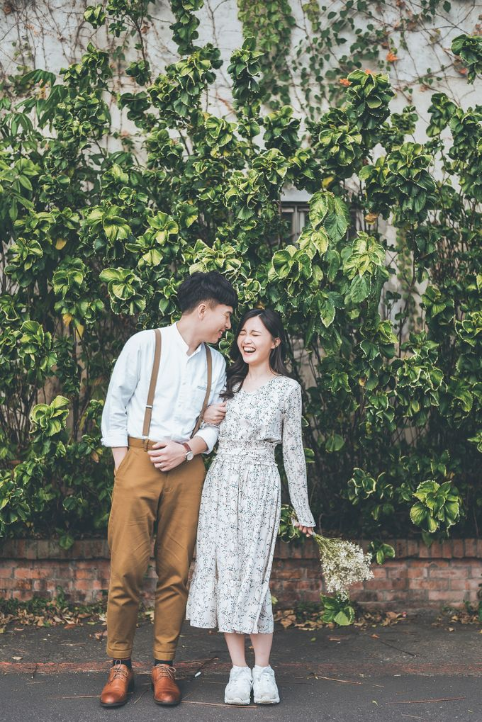Rully & Fransisca Prewedding by GoFotoVideo - 004