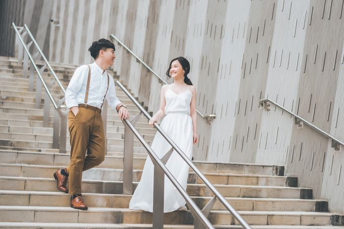 Rully & Fransisca Prewedding by GoFotoVideo - 005