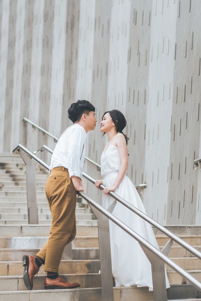 Rully & Fransisca Prewedding by GoFotoVideo - 014