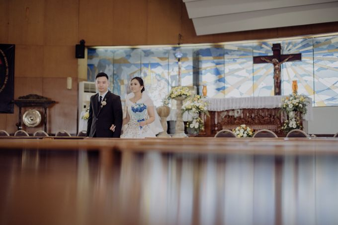The Wedding Of Fransisca & Edi by Favor Brides - 039