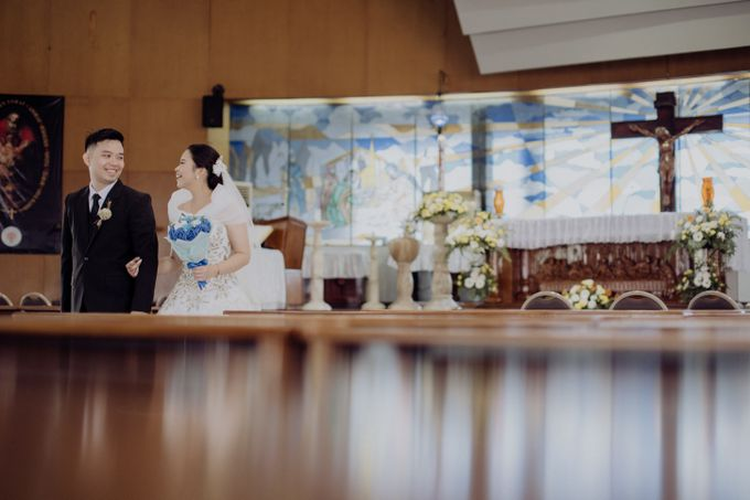 The Wedding Of Fransisca & Edi by Favor Brides - 040