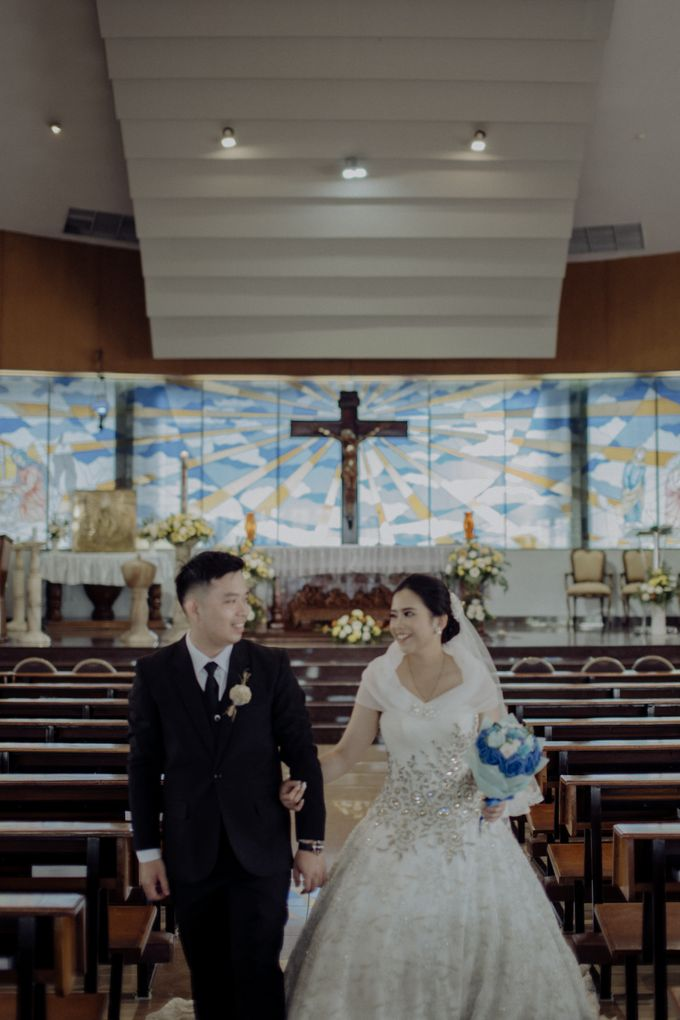 The Wedding Of Fransisca & Edi by Favor Brides - 037