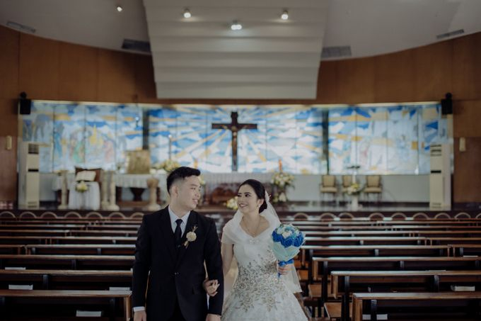 The Wedding Of Fransisca & Edi by Favor Brides - 038