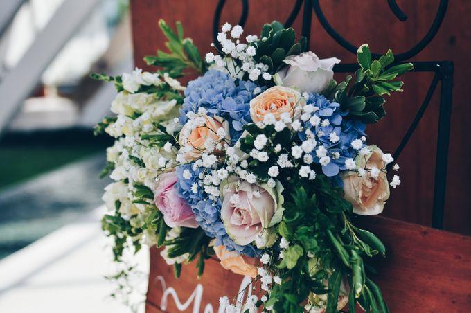 Wedding in Villa Phalosa by Bali Tie d' Knot - 001