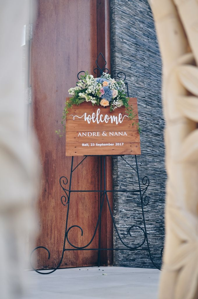 Wedding in Villa Phalosa by Bali Tie d' Knot - 002