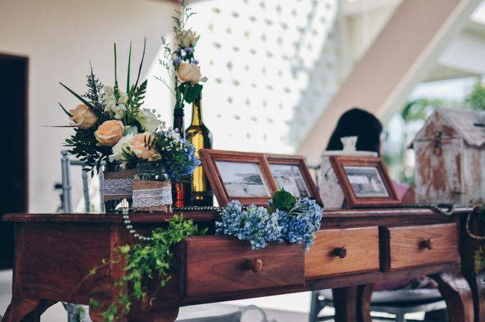 Wedding in Villa Phalosa by Bali Tie d' Knot - 003