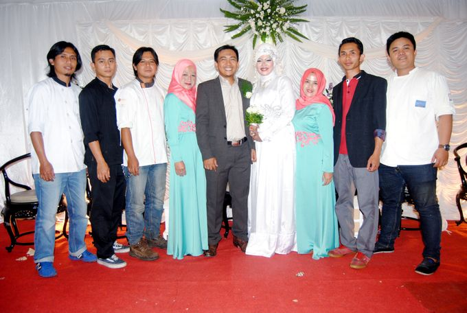 Full Package Catering and Wedding Organizer by Cateringky - 001